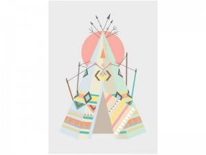 Poster A4: Tipi