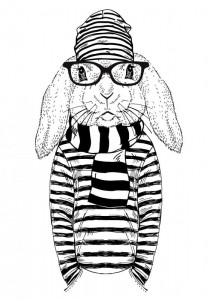 Kaart: Mr. Rabbit
